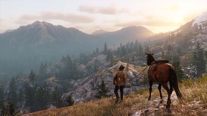 Red Dead Redemption 2 CPY