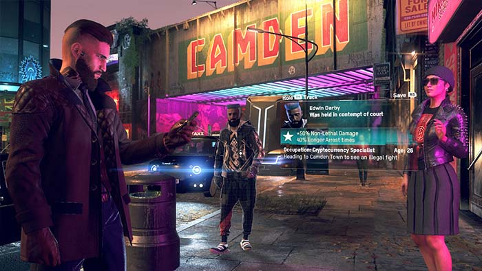 Watch Dogs: Legion CPY
