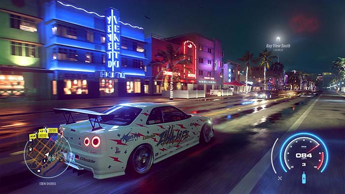 Need For Speed Heat SKIDROW