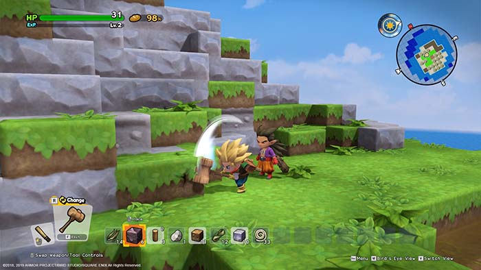 Dragon Quest Builders 2 SKIDROW