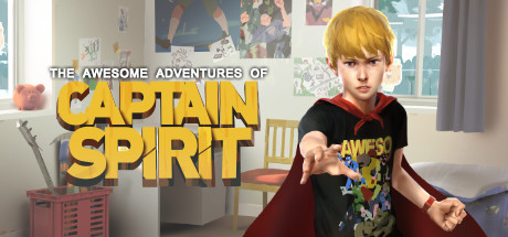 The Awesome Adventures of Captain Spirit SKIDROW