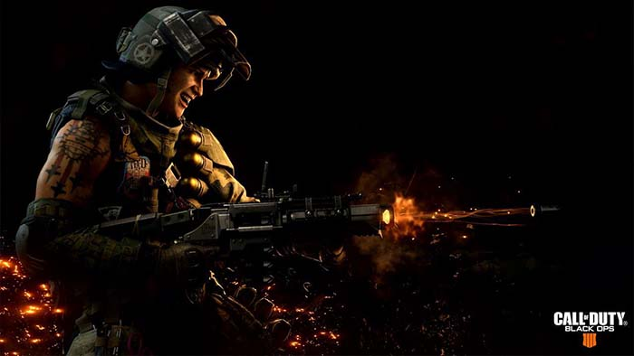 Call of Duty: Black Ops 4 CPY Crack