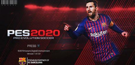 Pro Evolution Soccer 2020 SKIDROW