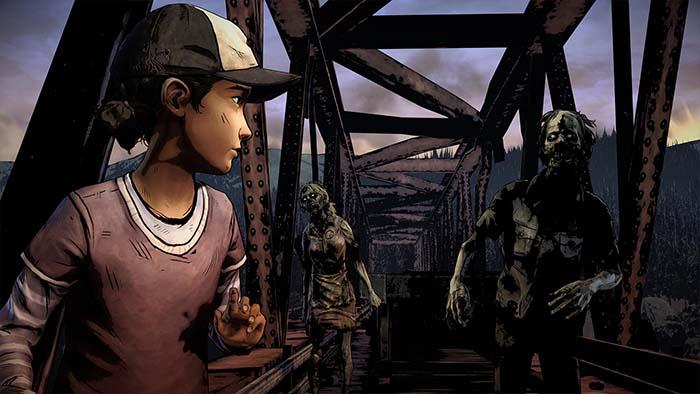 The Walking Dead: The Telltale Definitive Series CPY