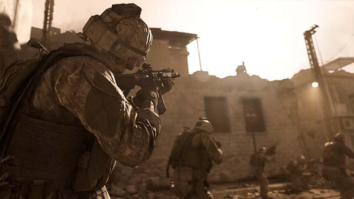 call of duty modern warfare skidrow