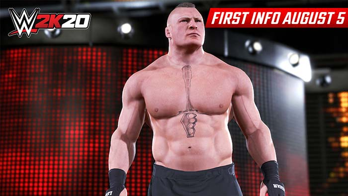 WWE 2K20 CPY