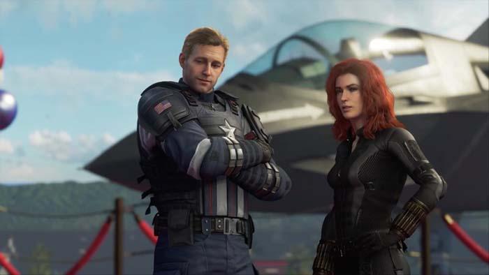 Marvel's Avengers CPY
