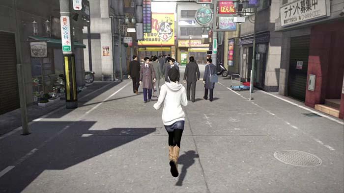 Yakuza 5 CPY