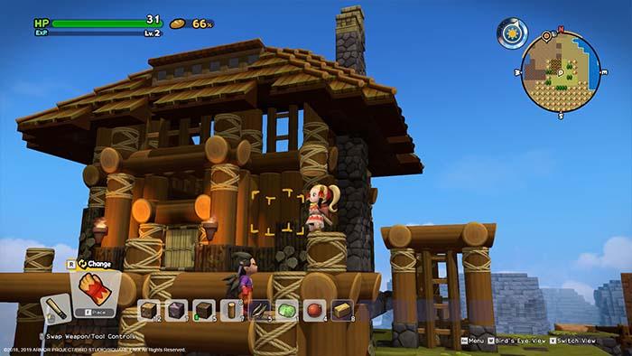 Dragon Quest Builders 2 SKIDROW