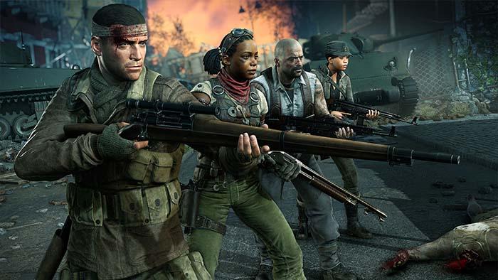 Zombie Army 4: Dead War SKIDROW