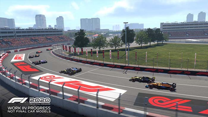 F1 2020 CPY
