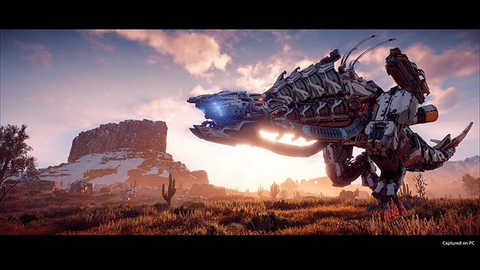 Horizon Zero Dawn CPY