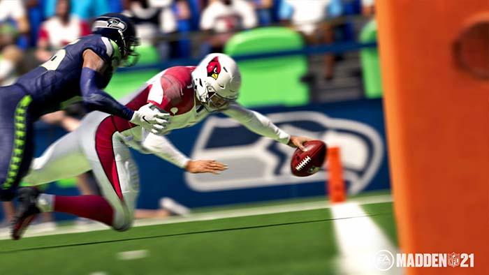 Madden NFL 21 CPY