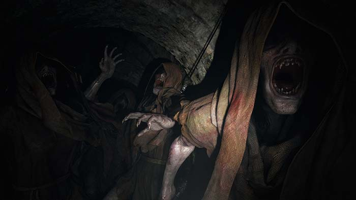 Resident Evil Village CPY