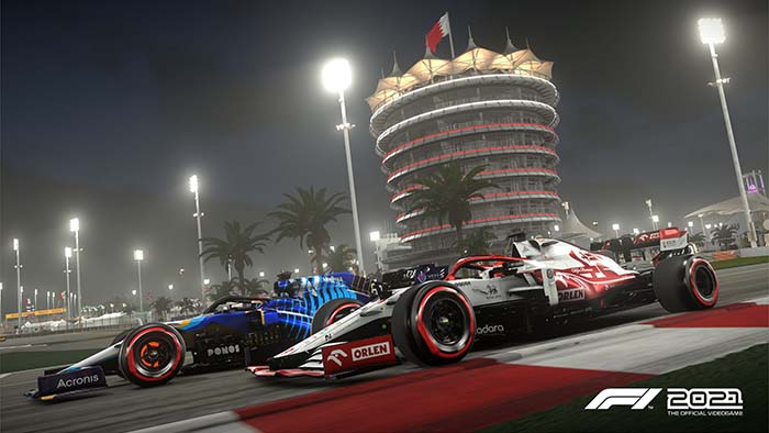 F1 2021 CPY
