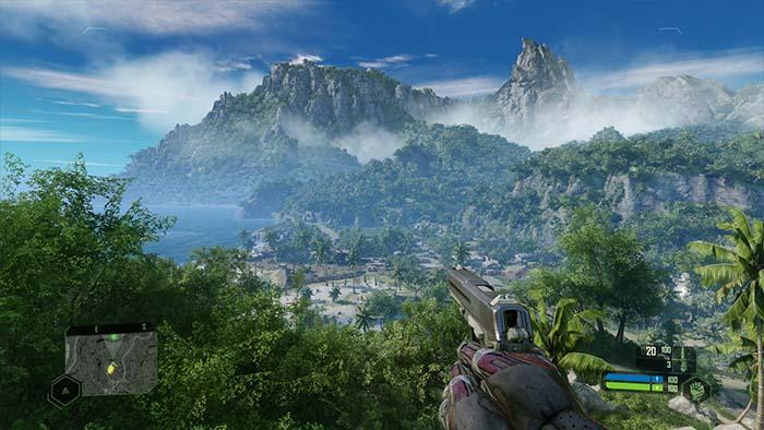 Crysis Remastered Trilogy SKIDROW