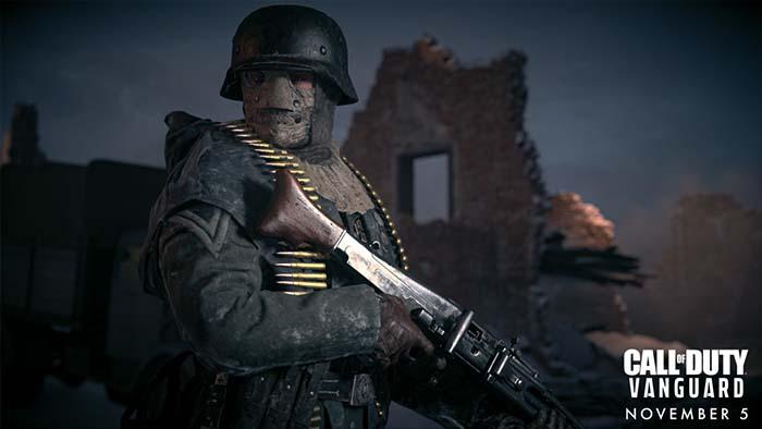 Call Of Duty: Vanguard SKIDROW